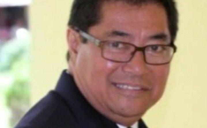 Pendeta WTP.SIMARMATA CALON DPD NO.38 MENGUCAPKAN TERIMAKASIH MASYARAKAT KEPULAUAN NIAS
