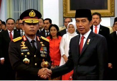 Kapolri Jenderal Pol. Idham Azis : Politik Hukum Dan Politik Keamanan Membangun Indonesia Maju