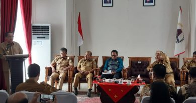 Mendagri Tiba di Nias, Bupati Faduhusi Pimpin Dialog